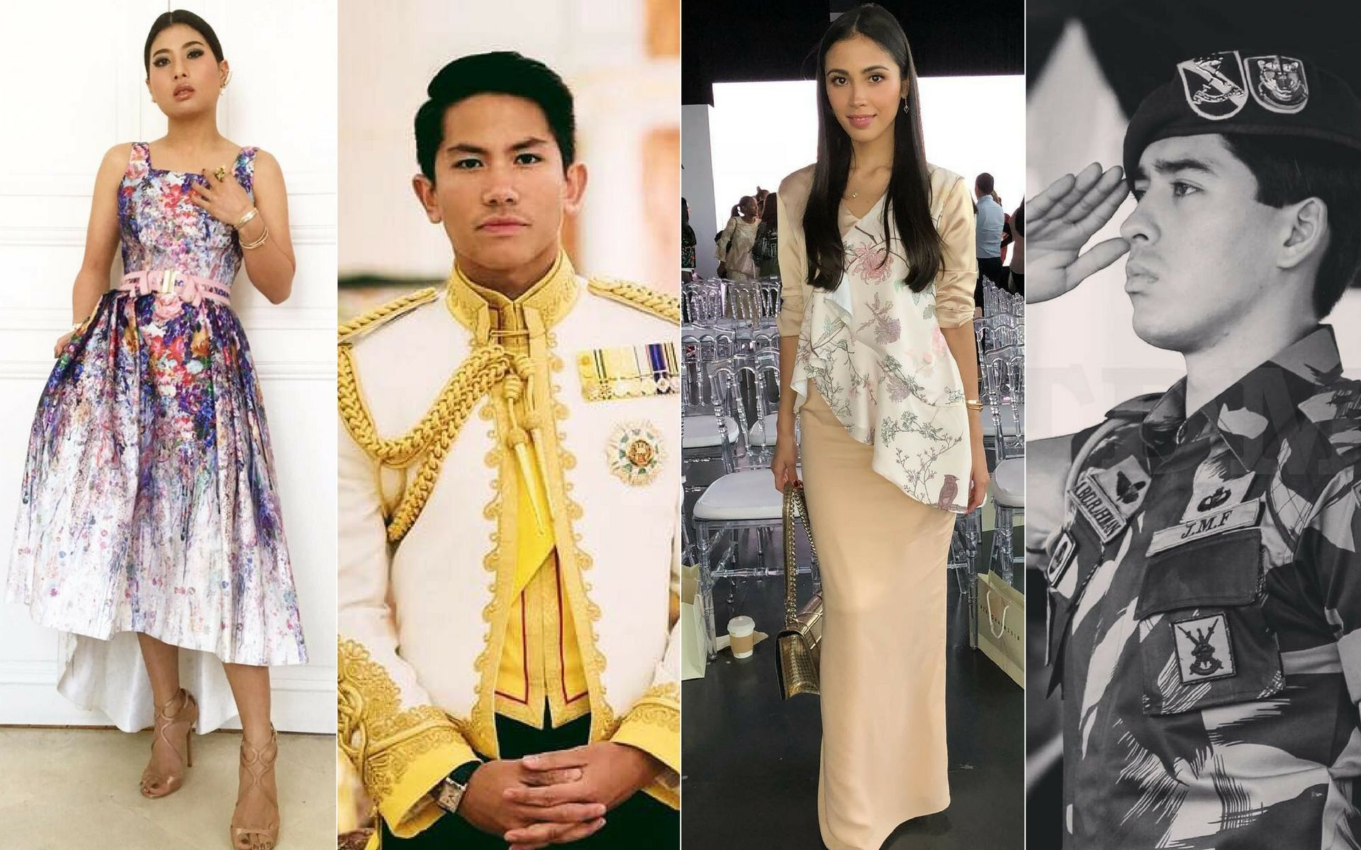 5 Young Royals Of Asia To Follow On Instagram