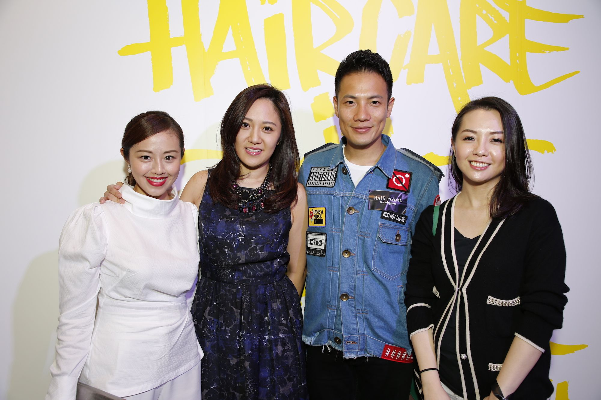 Fiona Zhuang, Jenny Chau, Real Ting, Tammy Wu