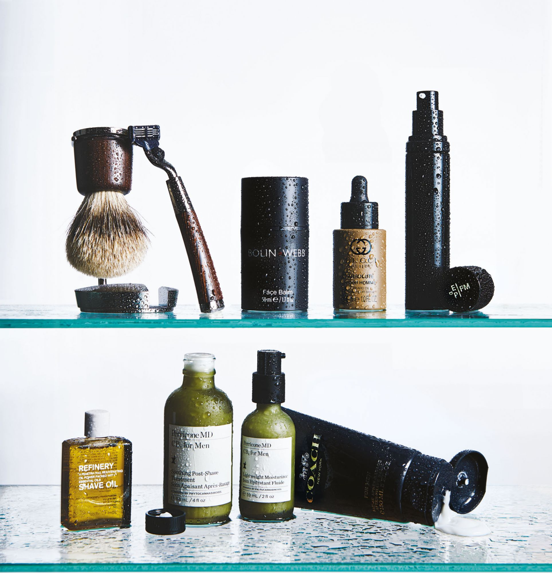 Blade Runners: 7 Shaving Essentials For Men