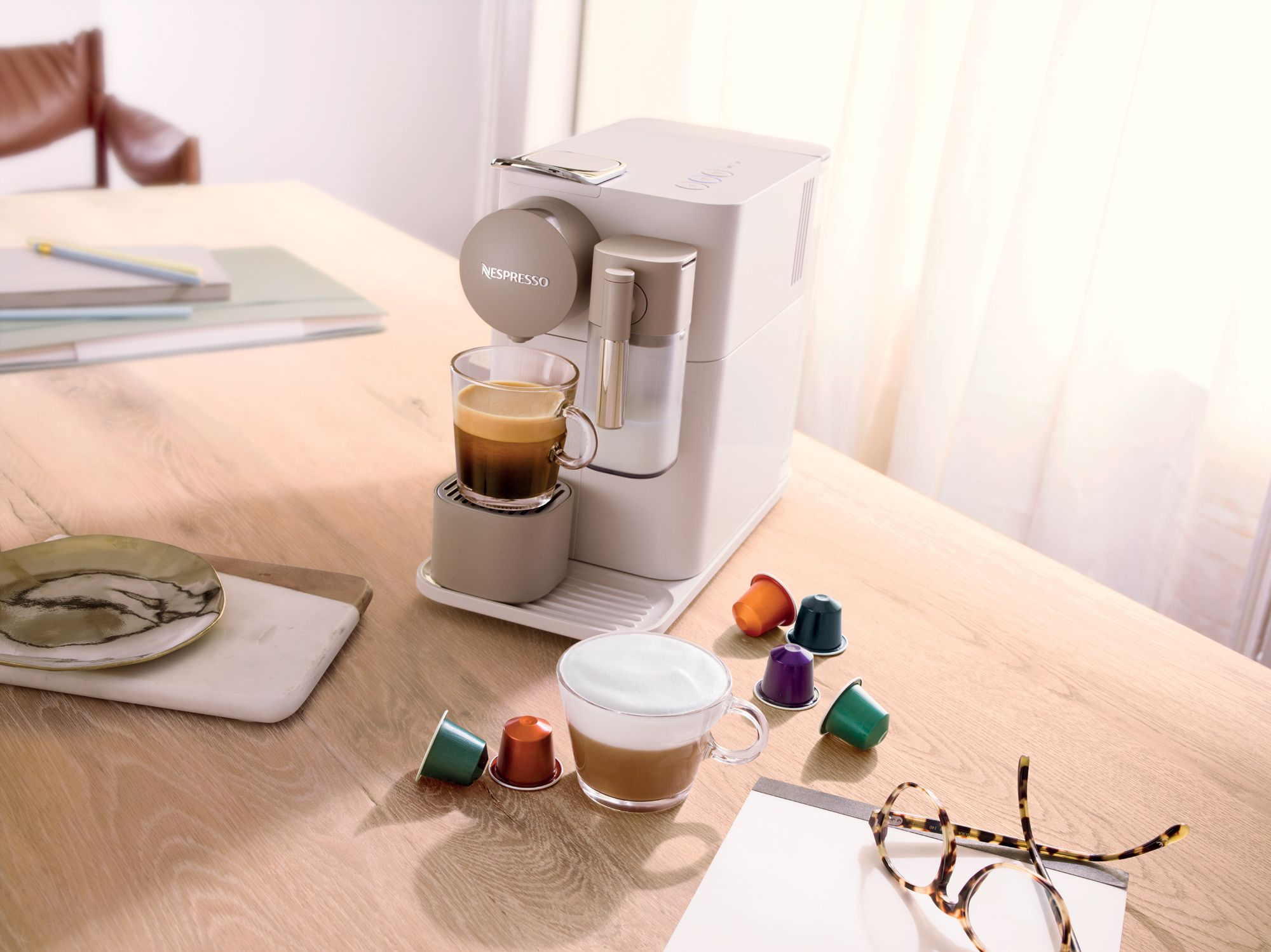 The Coffee Machine That Will Get Your Latte Ready In Under 60 Seconds
