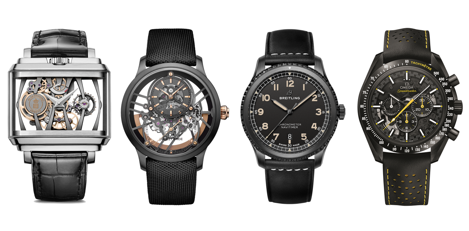 Baselworld Day 4: Sleek, Black And Timeless