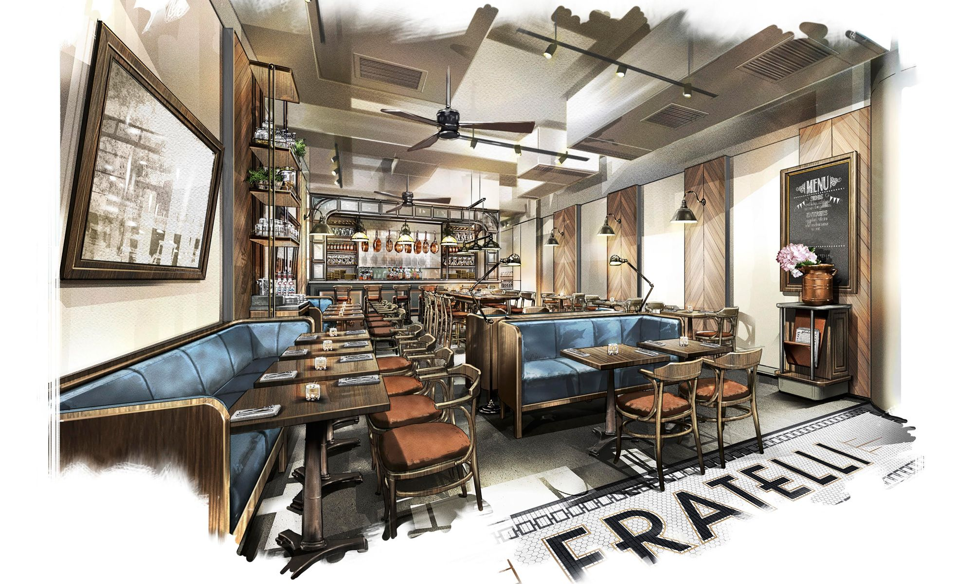 Fratelli Pasta Bar Set To Open In Repulse Bay This April