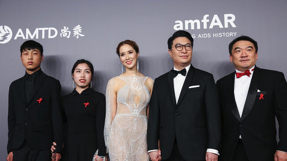Tatlergram: Inside The amfAR Gala Hong Kong 2018