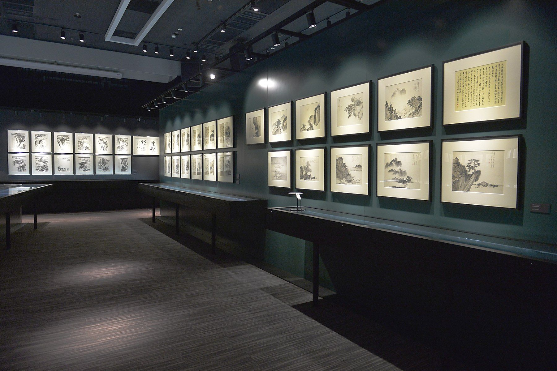 Victor Lo Exhibits Private Collection Of Chinese Ink Paintings