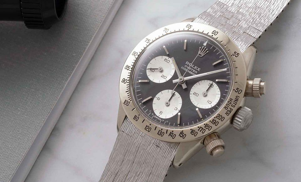 "The Mythical Rolex ""Unicorn"" Is Up For Auction—With A Starting Bid Of Over US$3 Million"