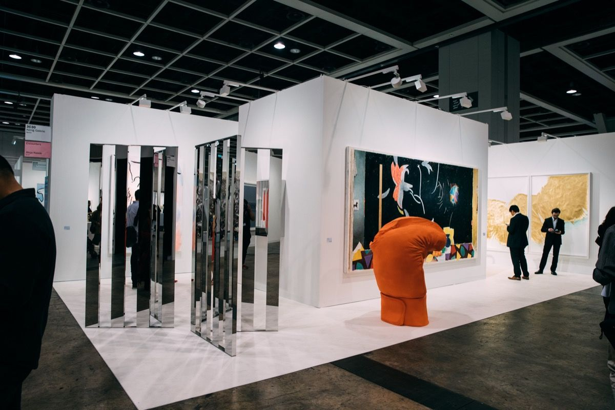 Visit Us At The Art Basel Hong Kong Tatler Booth