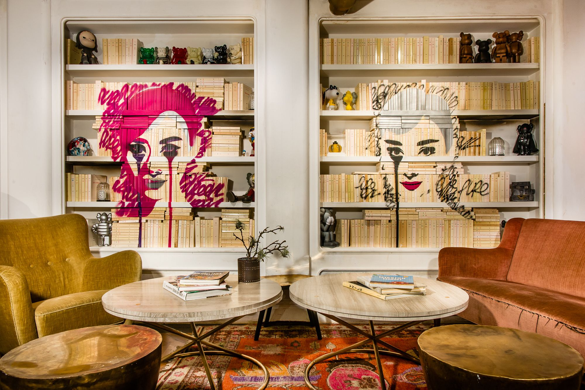 Art-Inspired Restaurants To Try This March