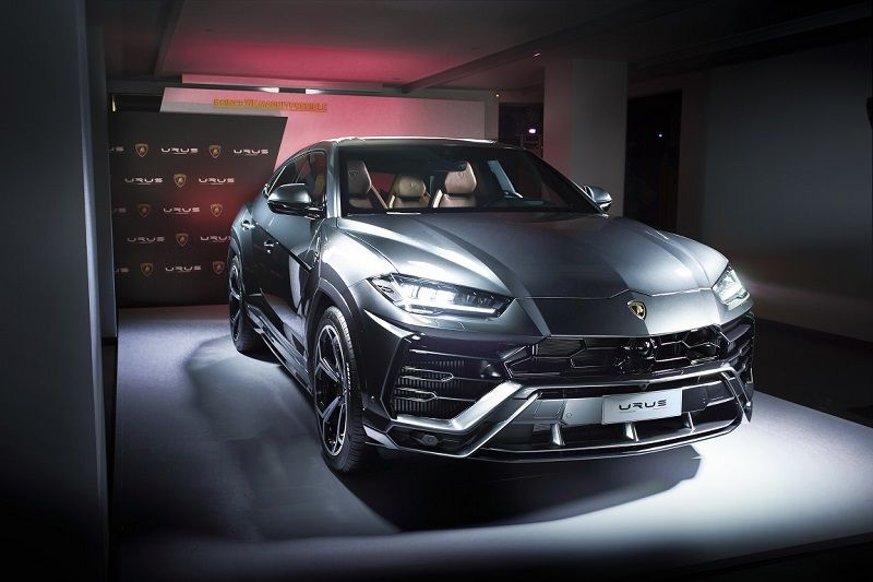 In Pictures: The Lamborghini Urus, A Multifaceted Super SUV