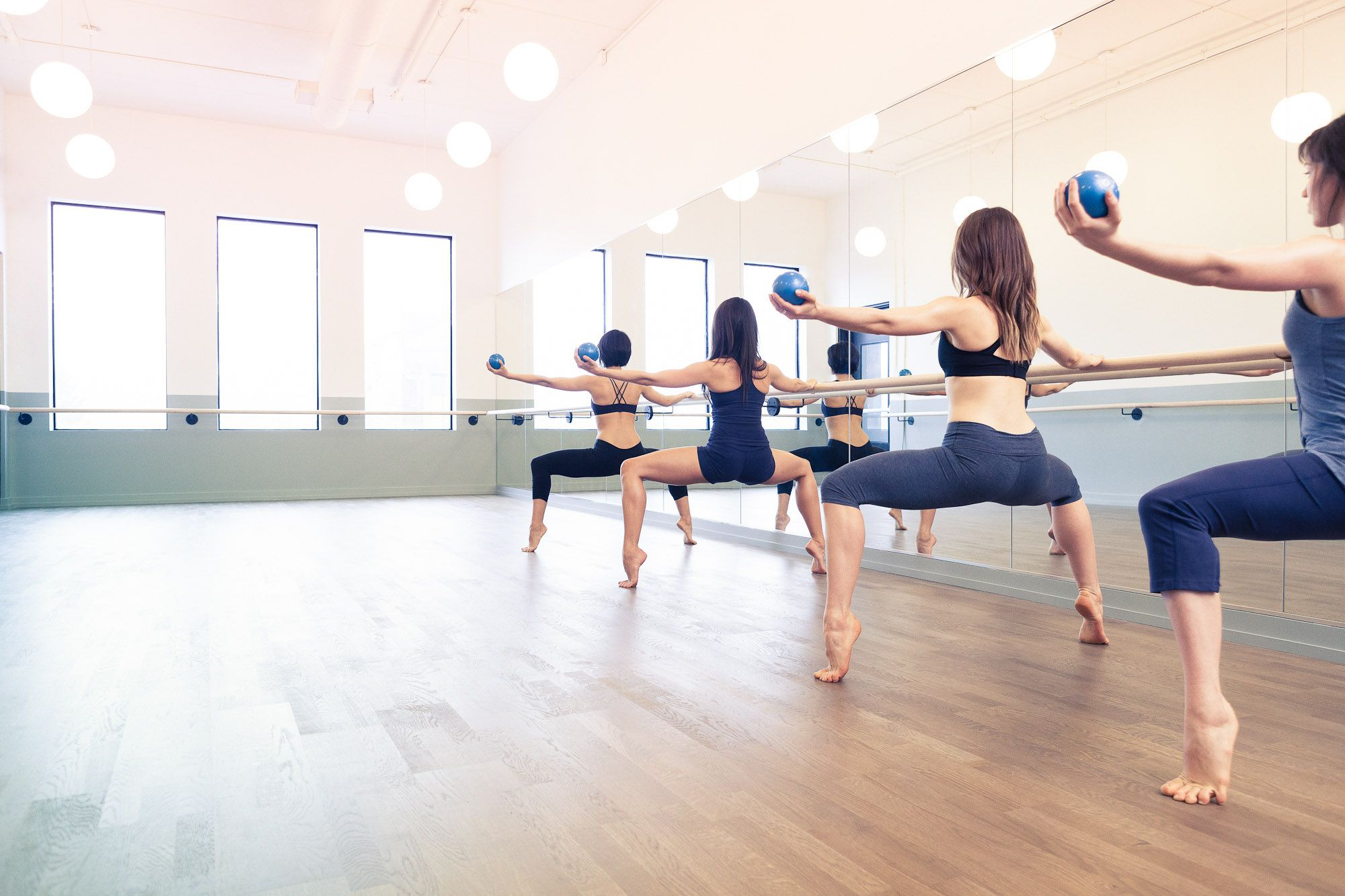 The Origins Of Barre—And 3 Killer Moves You Can Do At Home