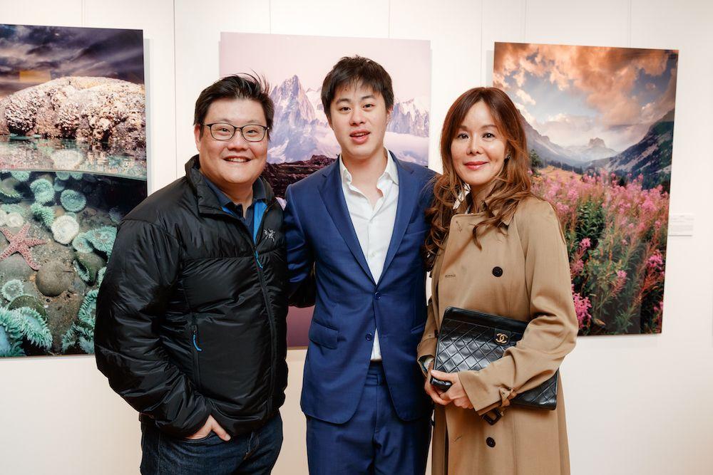 Stephen King, Tavis Liu, Jacqueline Leung