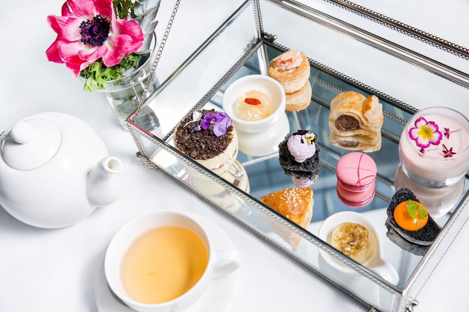 Tea Time: 5 Best Afternoon Teas To Try In March