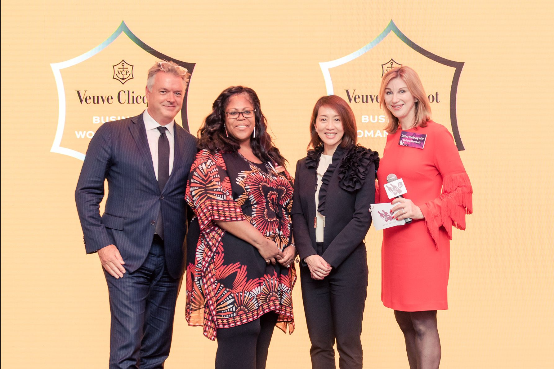 Women Of Wine Festival Announces Launch Of The Veuve Clicquot Business Woman Award 2018 In Hong Kong