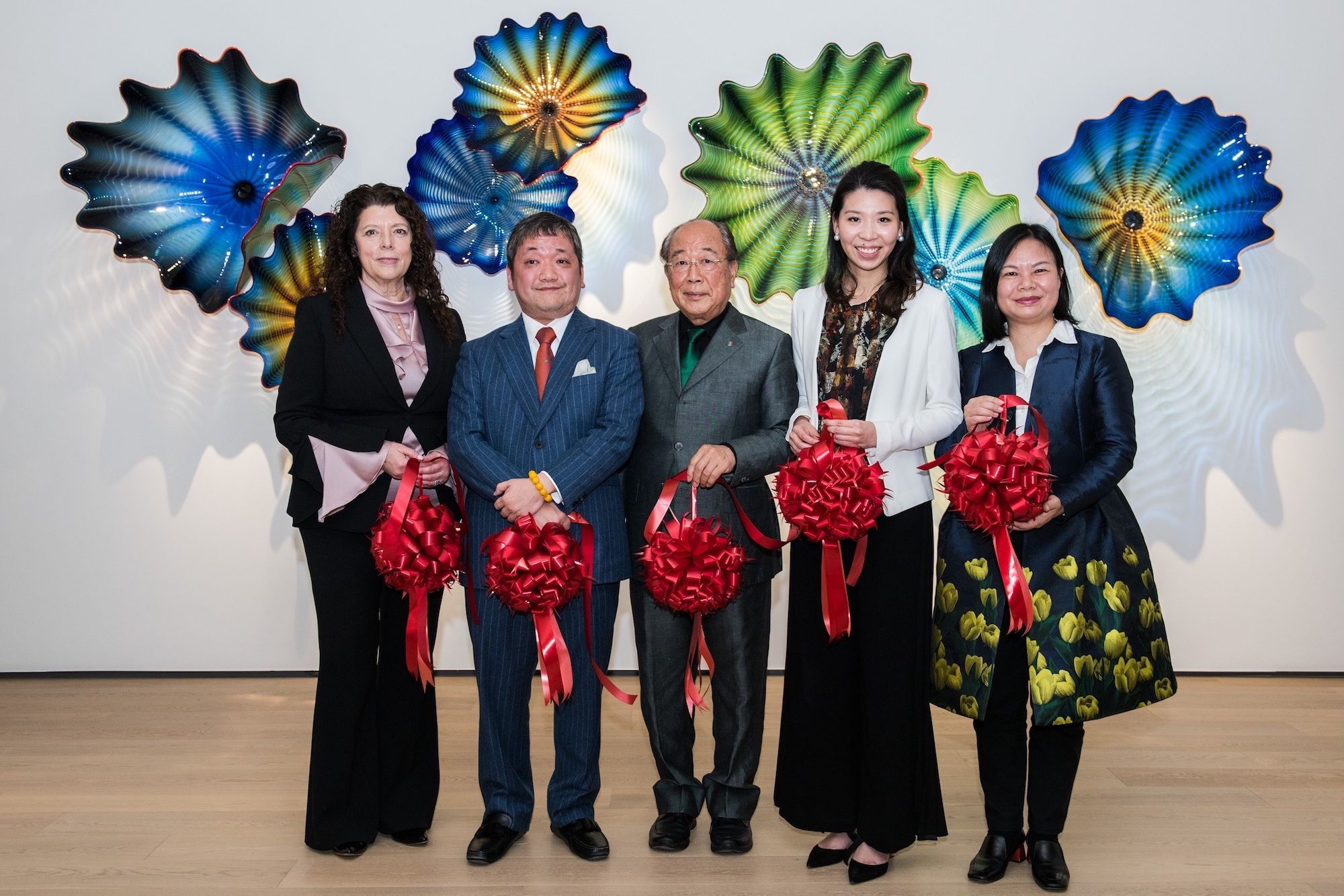 Susan Marabito, Koei Shiraishi, Yukio Shiraishi, Kristine Li, Yuling Wang