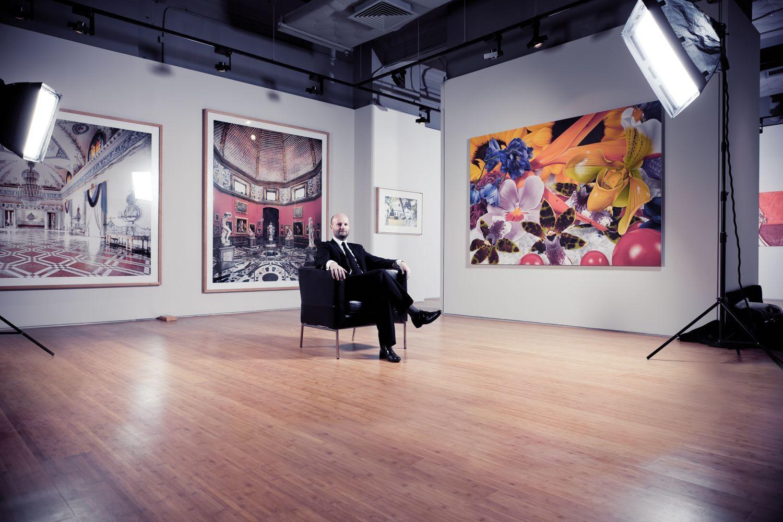 What Magnus Renfrew's First Book Reveals About Hong Kong's Art Scene