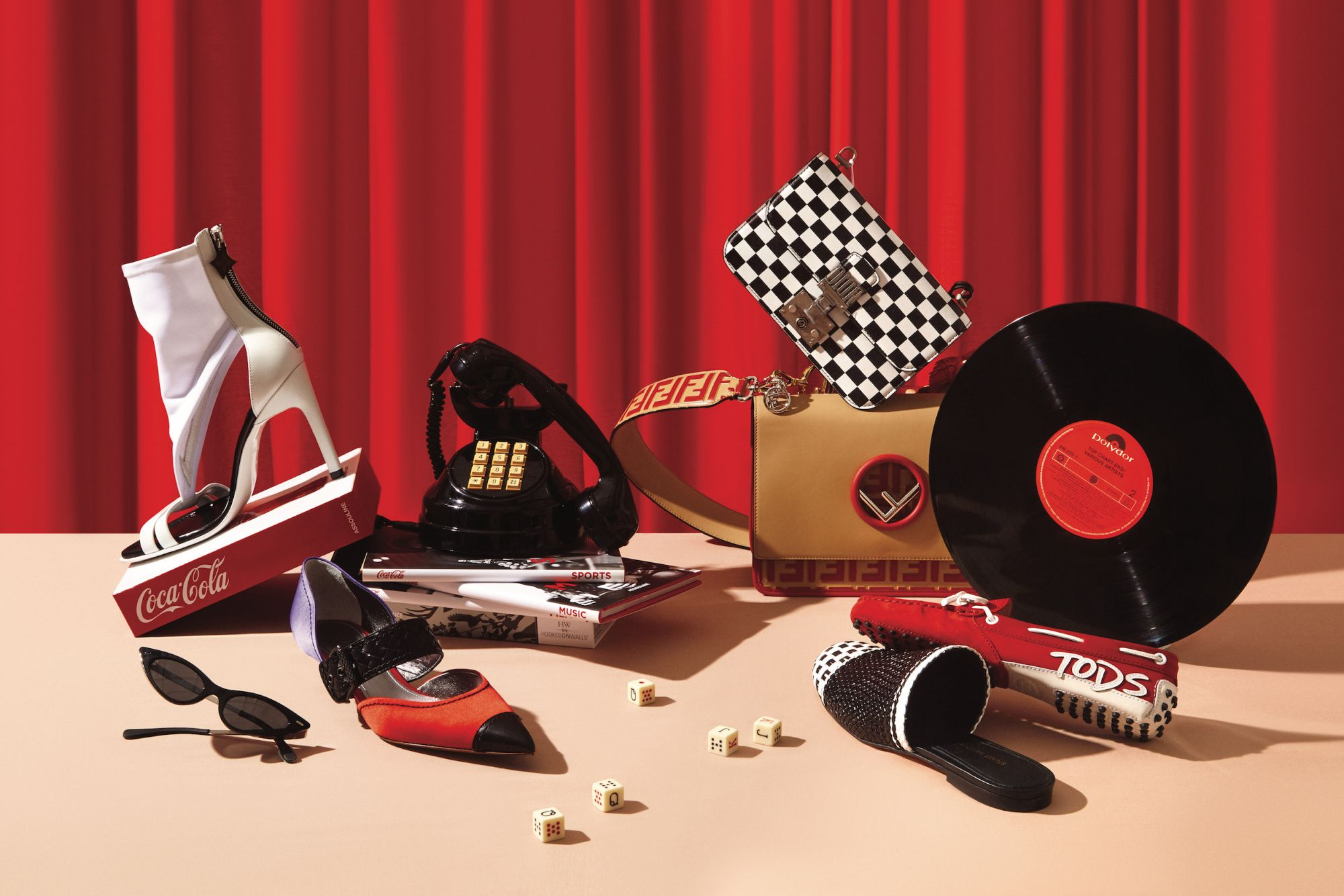 Shop The Shoot: Flashback To The '60s
