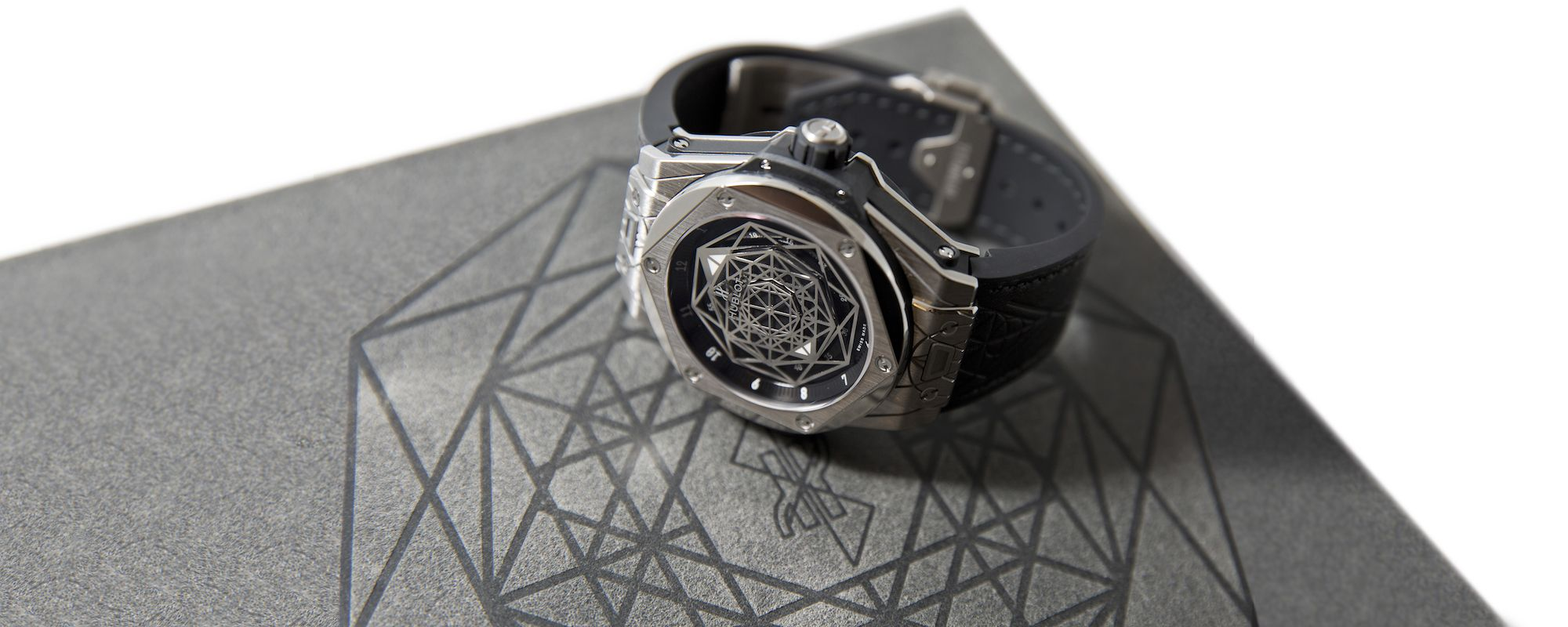 The Tattooist's Time: Hublot Gets Inked With Maxime Büchi