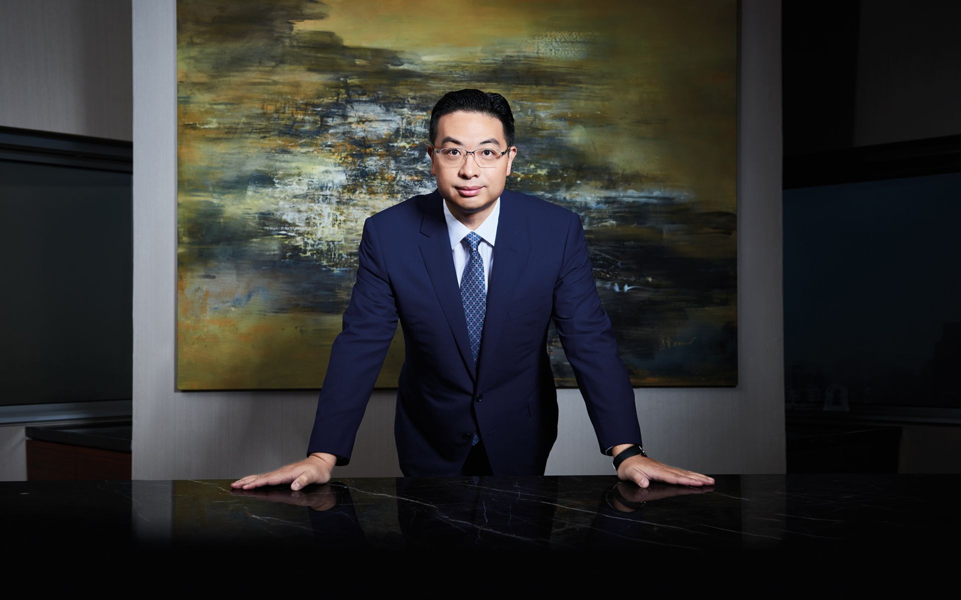 Johnny Hon Of Global Group On The Road To Success