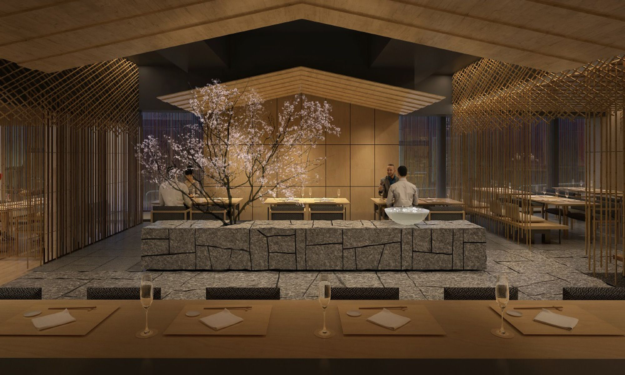 Sushi Ta-Ke Relocates To Lee Garden Two With A Fresh Look And New Concept