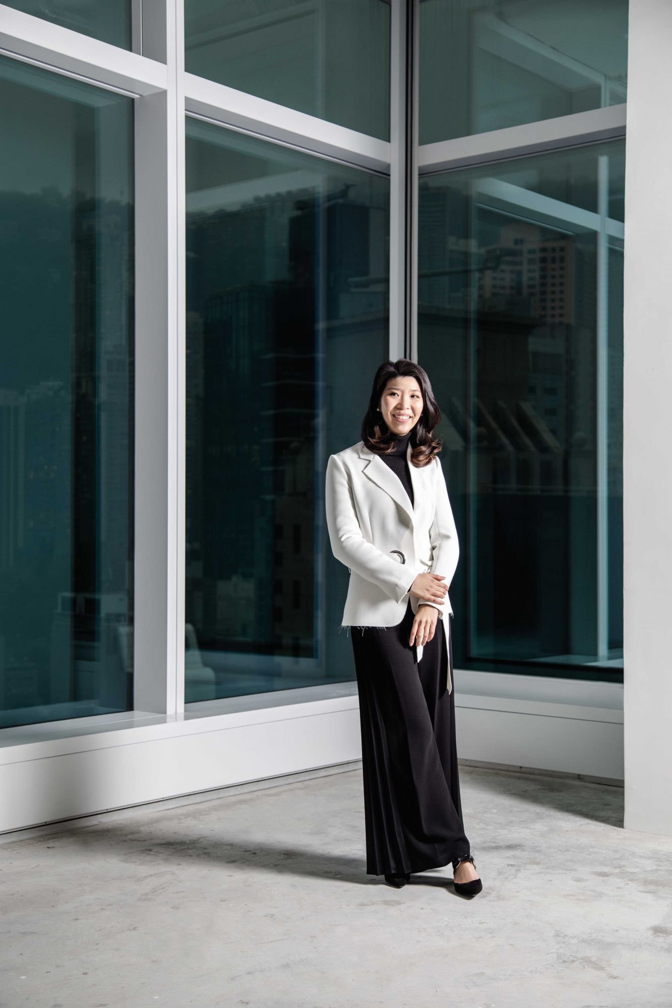 Kristine Li Takes Us Through H Queen's, Hong Kong's First Vertical Art Space