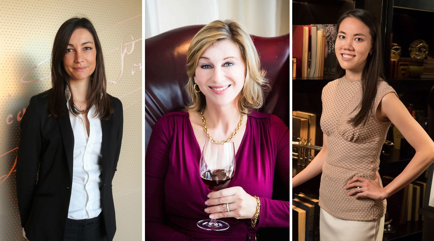 Five Females To Know At The Women Of Wine Festival 2018