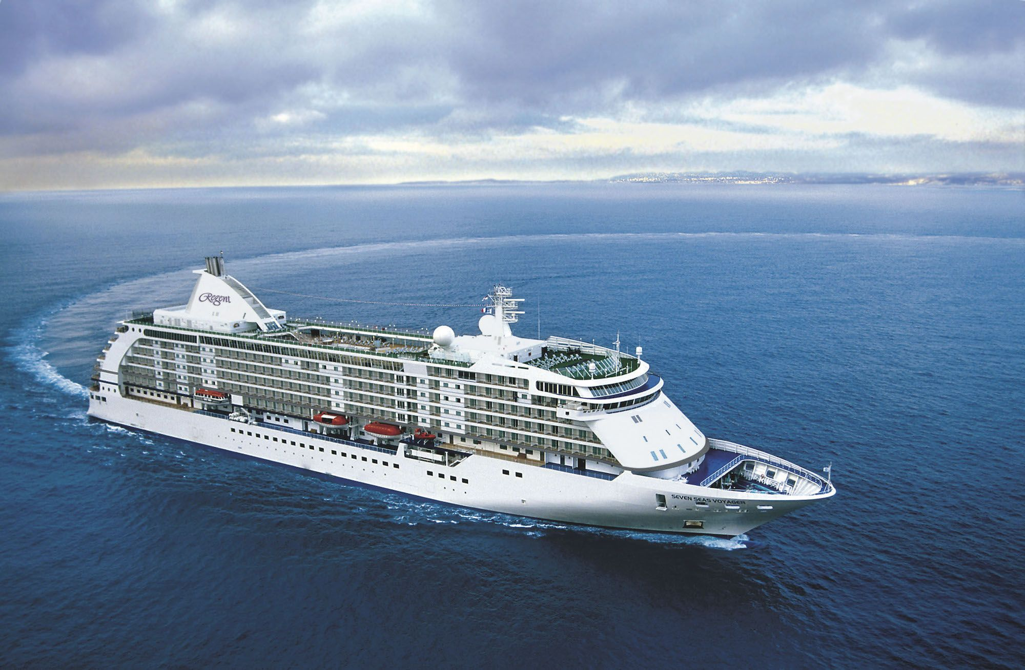 Regent Seven Seas Cruises: Unlimited Luxury At Sea