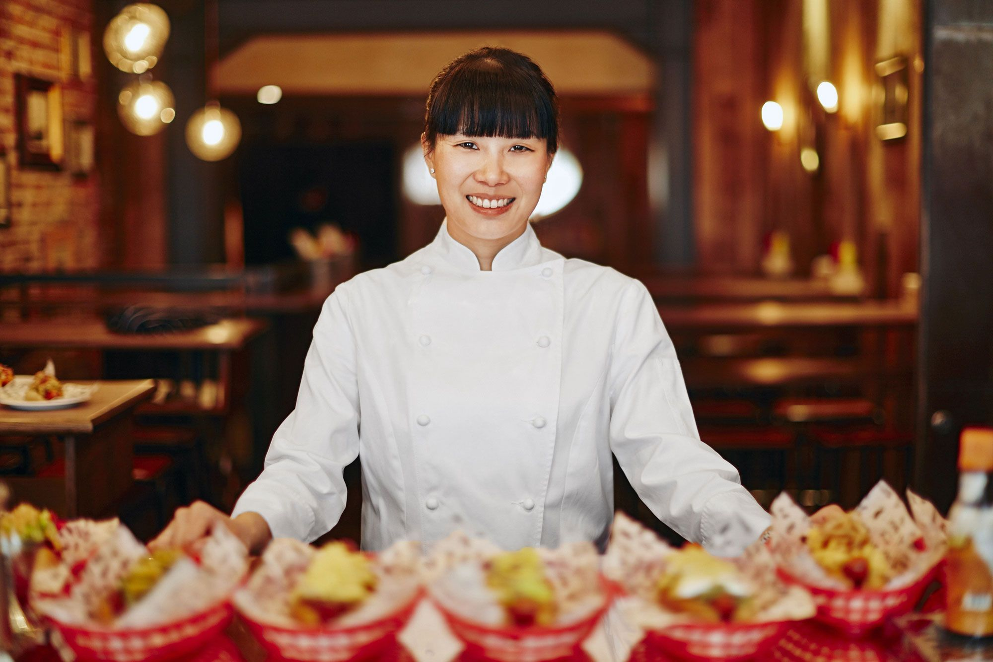 Bubbledogs Co-Founder And Champagne Expert Sandia Chang On Food And Fizz
