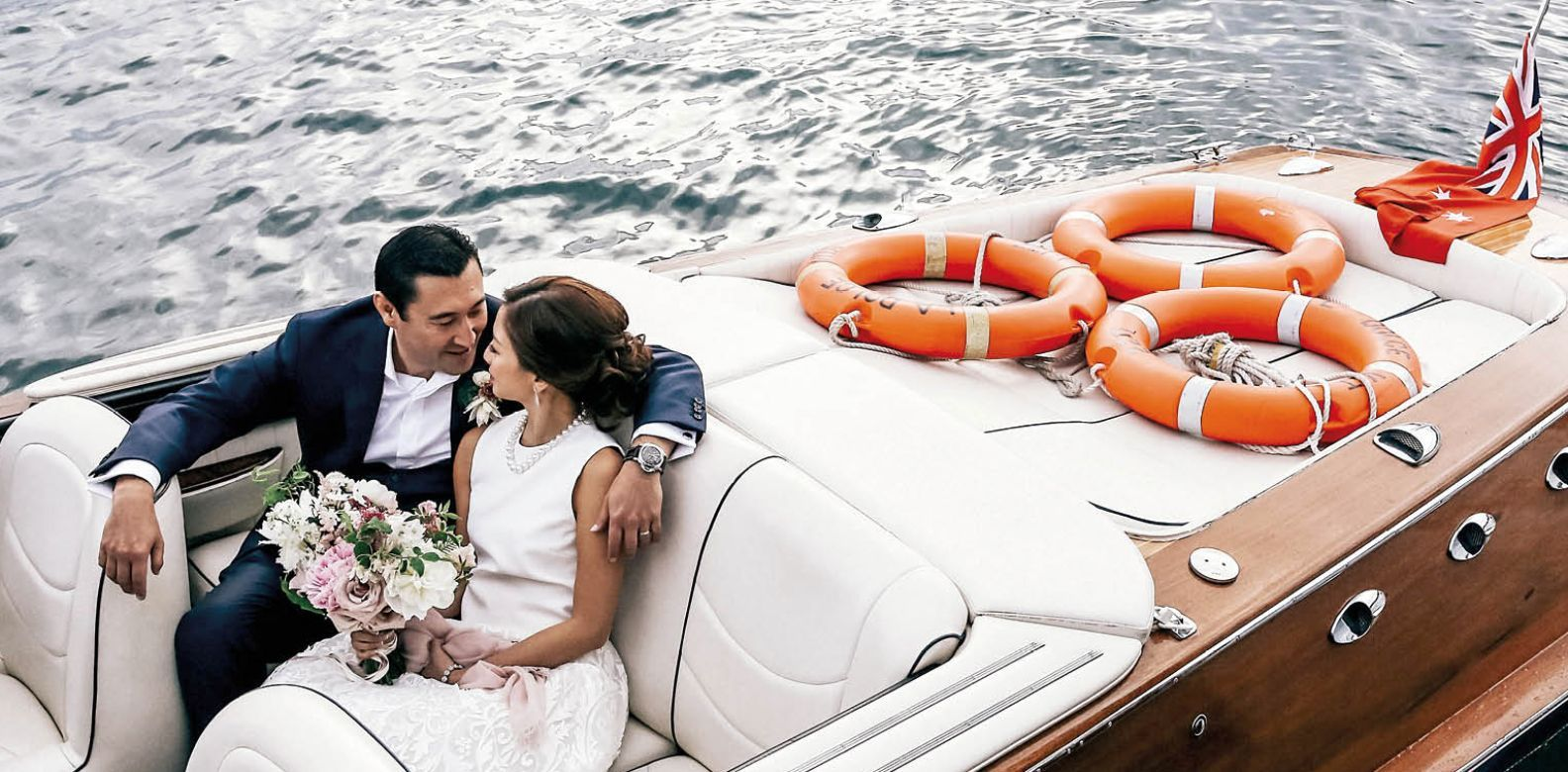 6 Luxurious Real Weddings To Inspire Your Big Day Plans