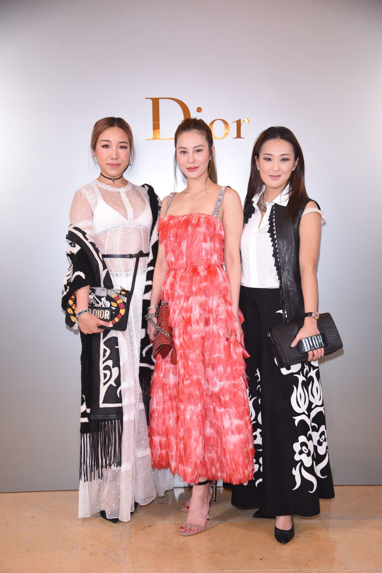 Feiping Chang, Eleanor Lam, Antonia Li