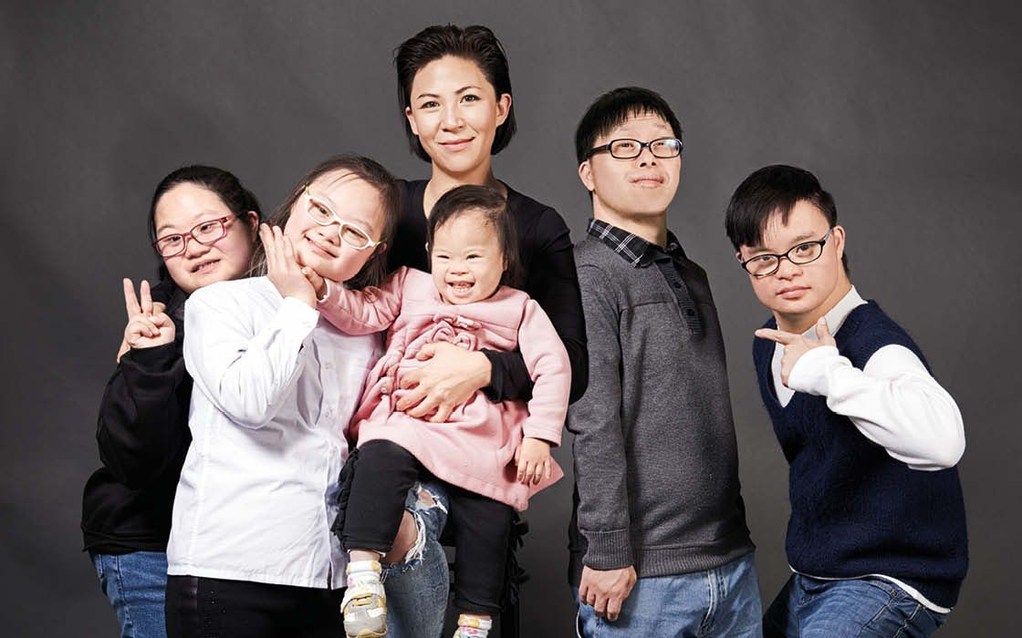 Victoria Tang-Owen On Her Role As President Of The Hong Kong Down Syndrome Association