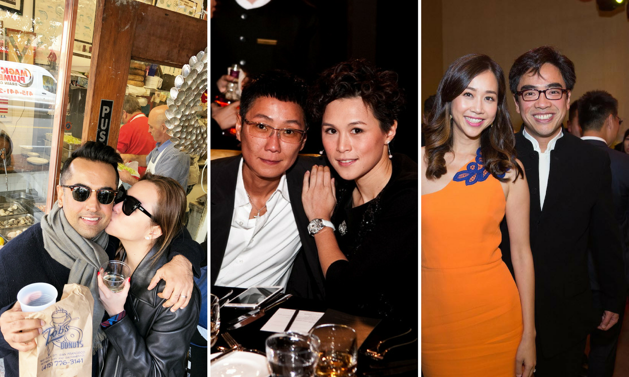 Find Out How These Hong Kong Power Couples Met