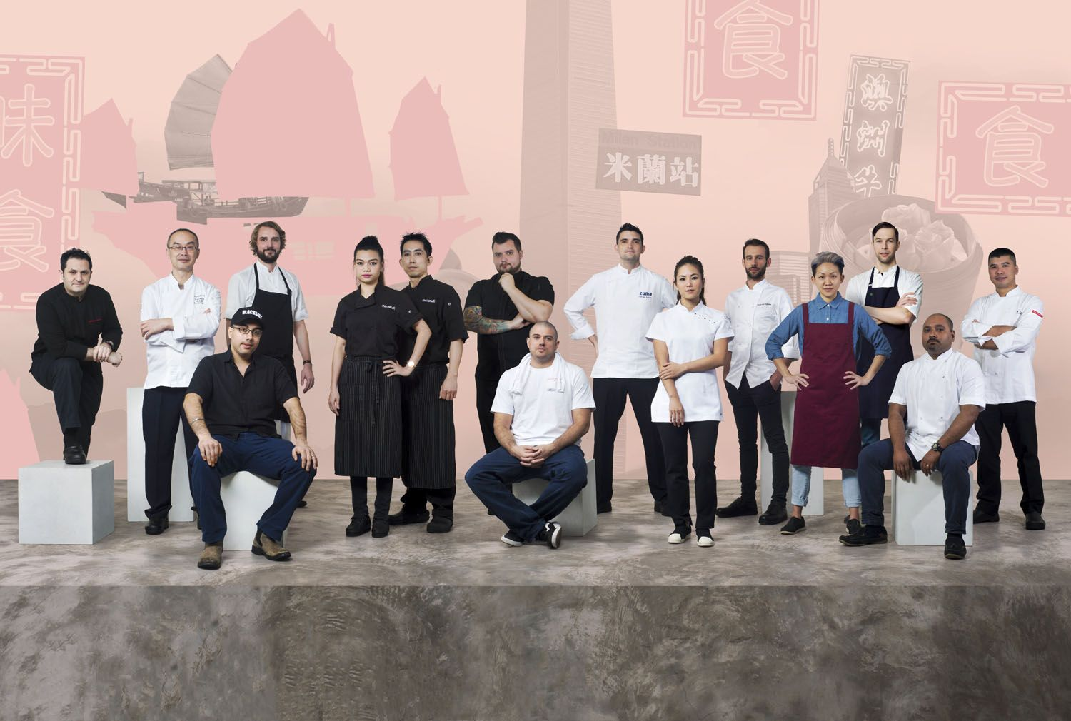 These Are The Chefs You Need To Know At Taste Of Hong Kong