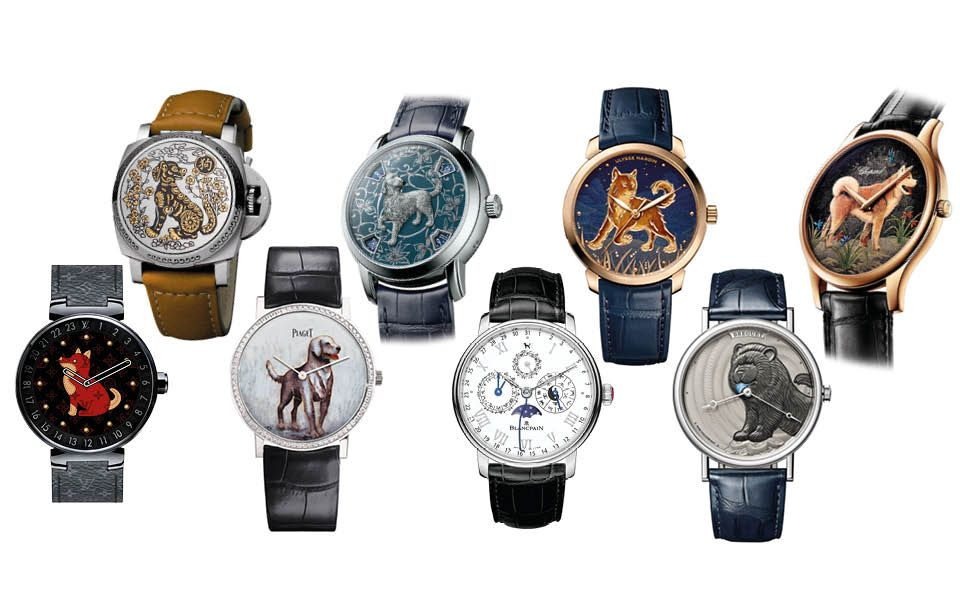 Unleashed: 8 Luxury Watches To Welcome The Year Of The Dog