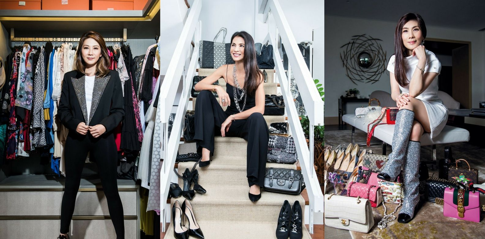 Video: Go Inside Hong Kong's Most Fabulous Wardrobes