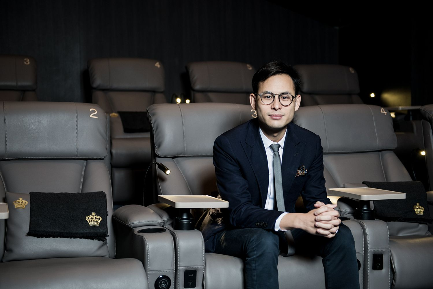 This Man Wants To Upgrade Your Cinema Experience