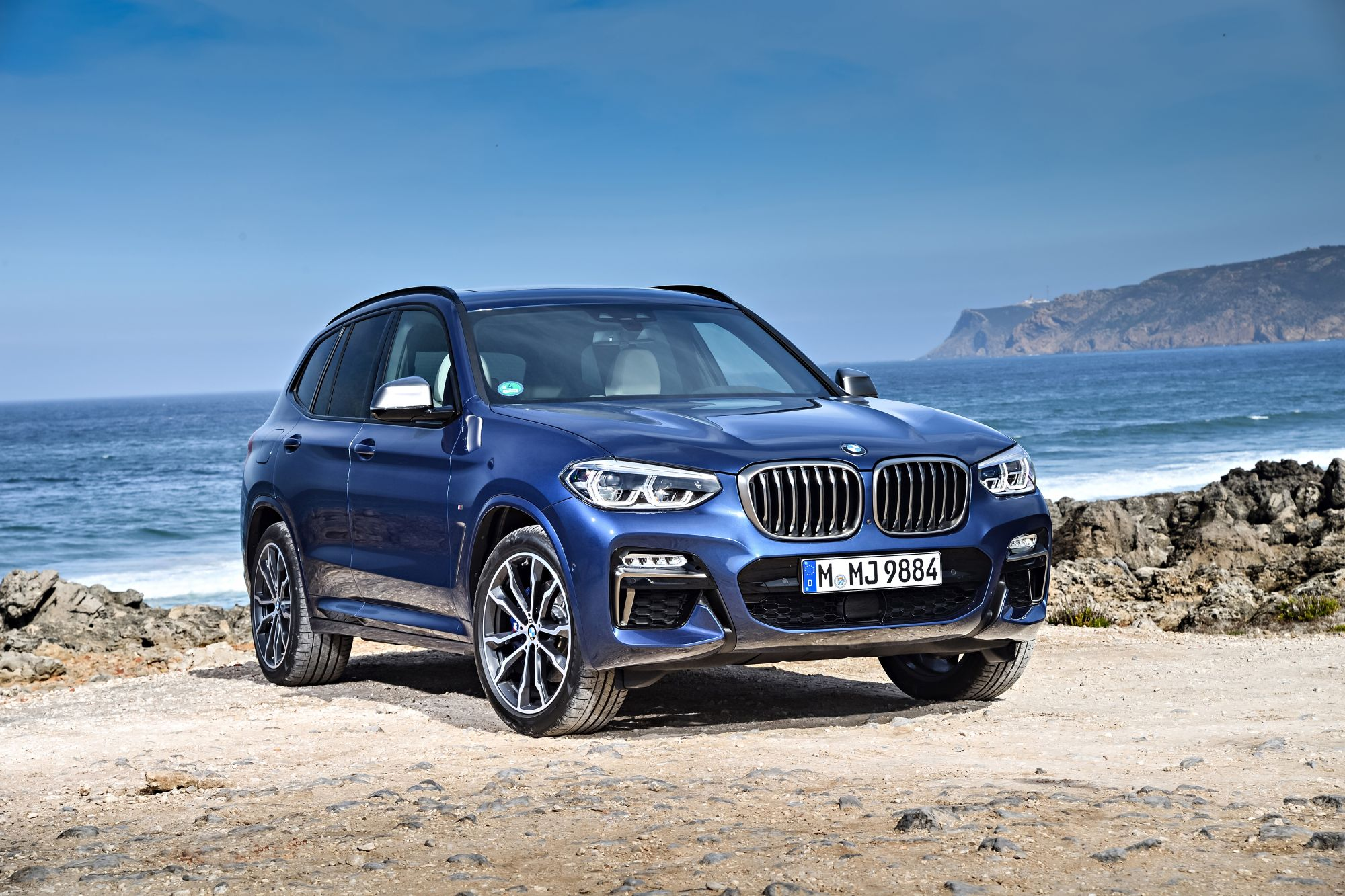 Inside The All New BMW X3