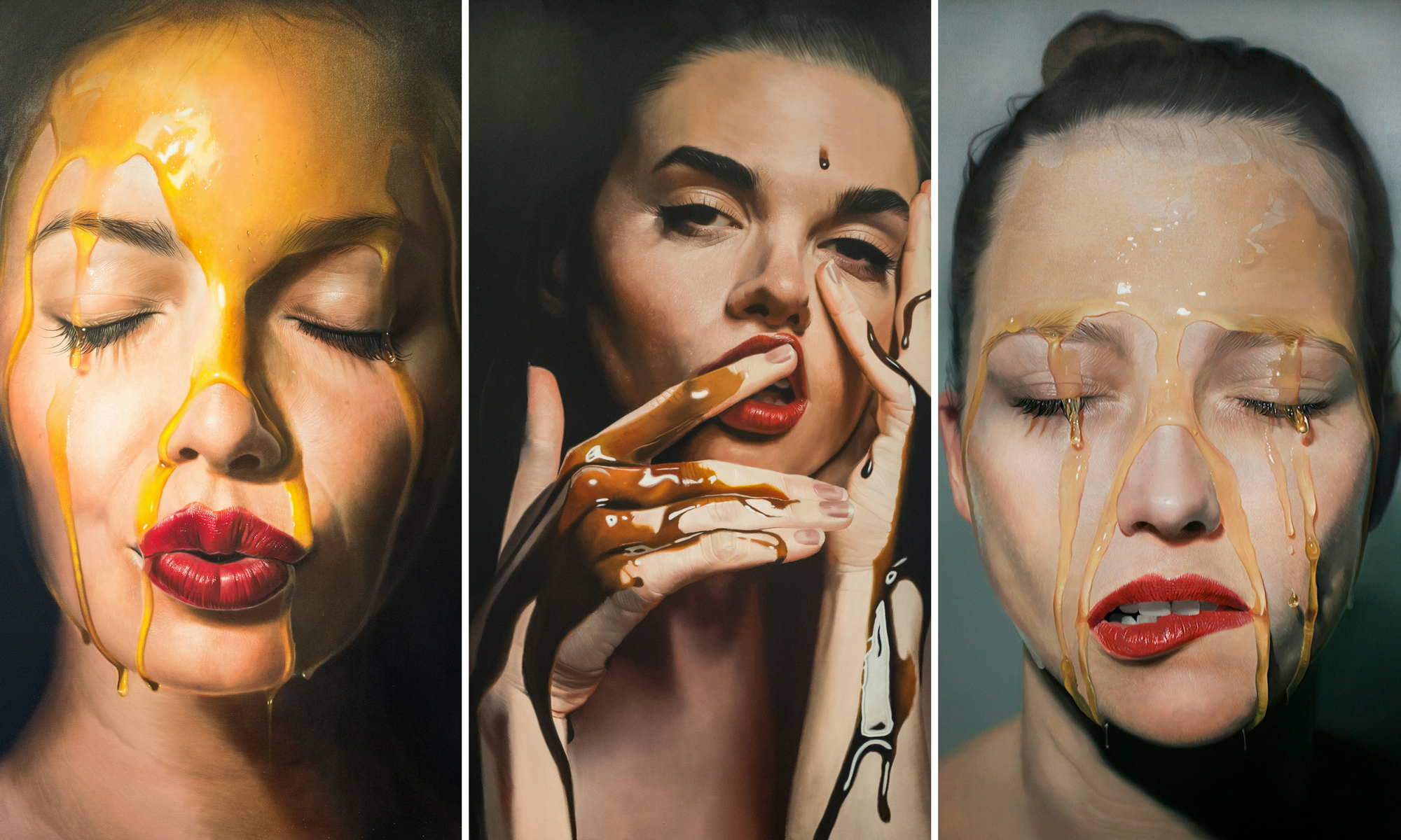 Mike Dargas: The Hyperrealist Oil Painter Discovered On Instagram