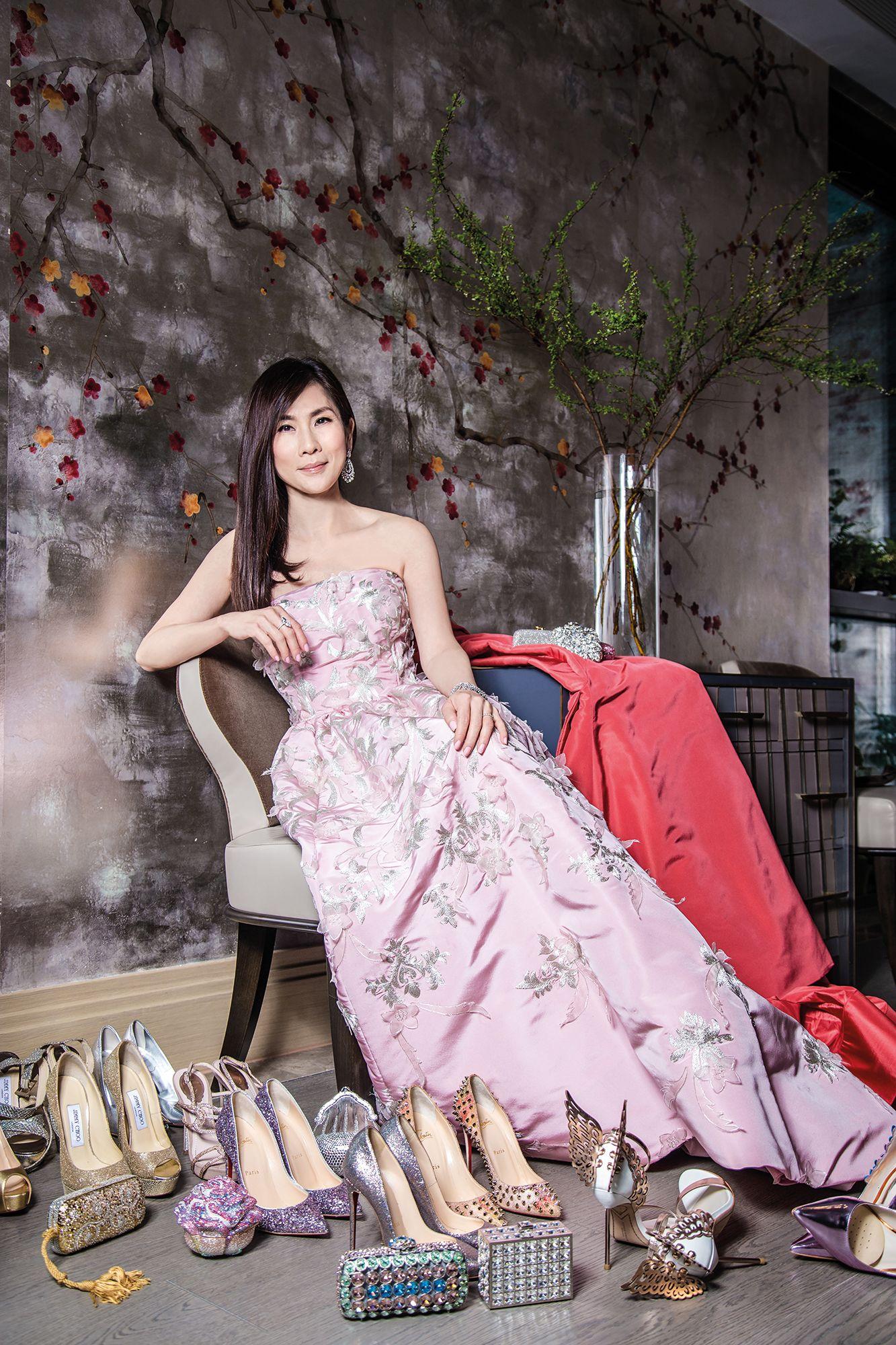 Hong Kong's Most Fabulous Wardrobes: Ming Ho-Tang