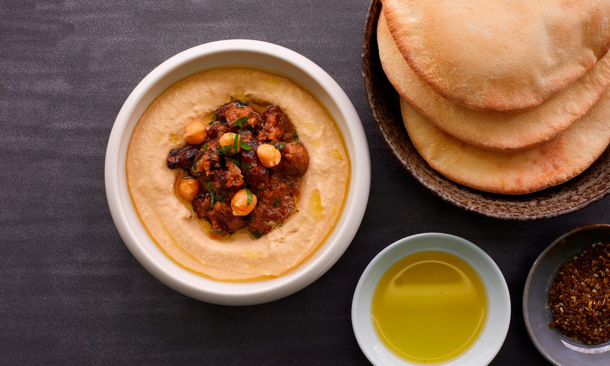 Francis Presents A Taste of The Middle East In Wan Chai