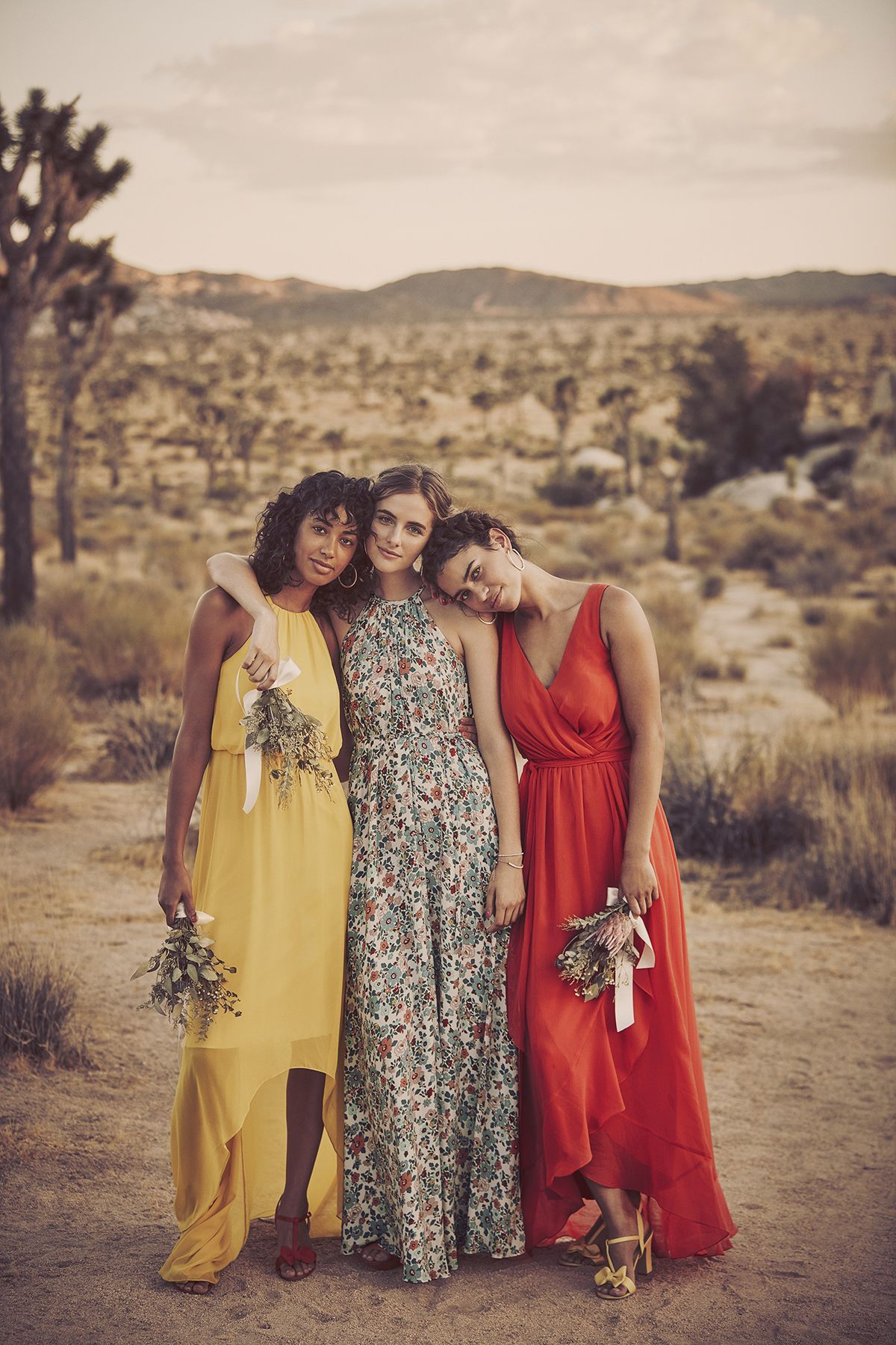 6 Bridesmaid Gown Trends To Try In 2018
