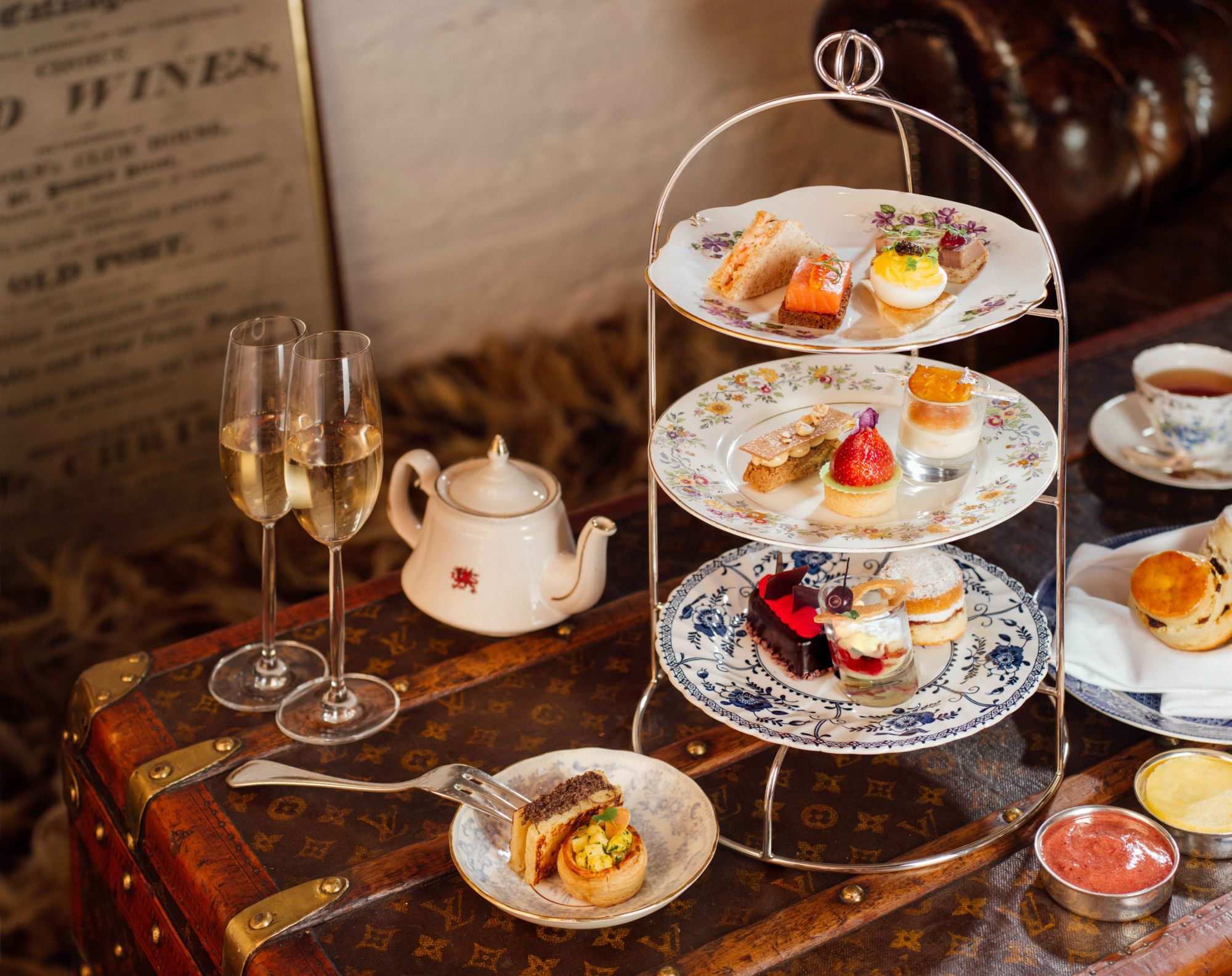 The Anti-Diet: 5 Hong Kong Afternoon Teas To Try In January