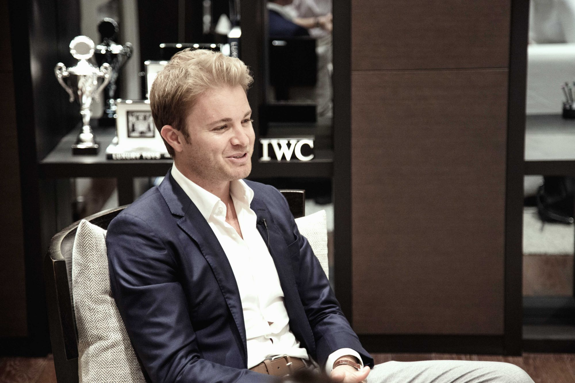 """""""I Don't Like Losing, Especially Not To Lewis"""": Nico Rosberg On Leaving F1 And Life As An Entrepreneur"""