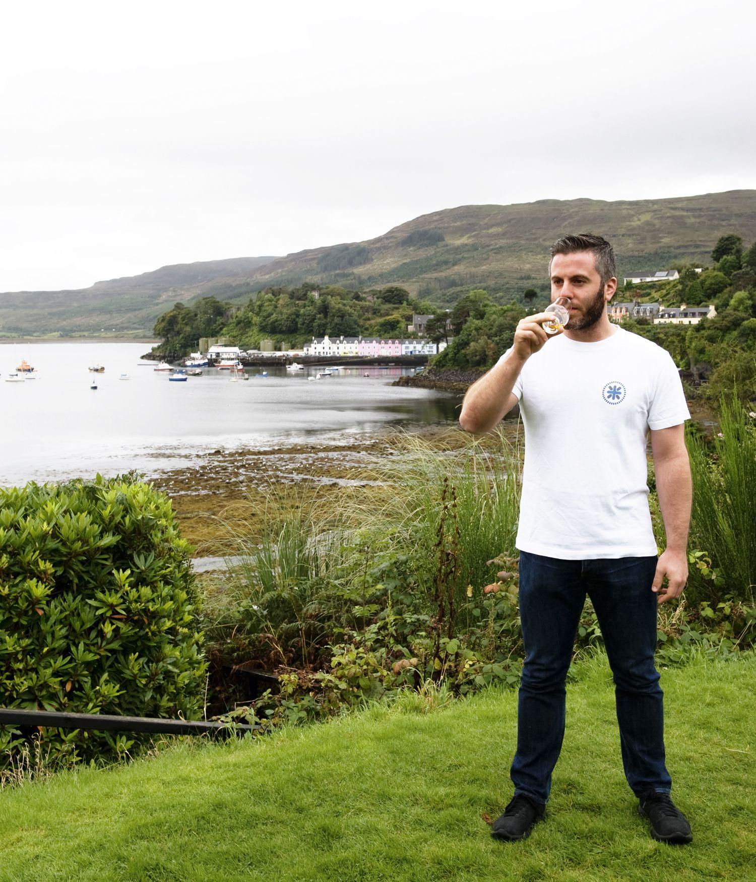 Exploring Scotland's Centuries-Old Distilleries With Elliot Faber