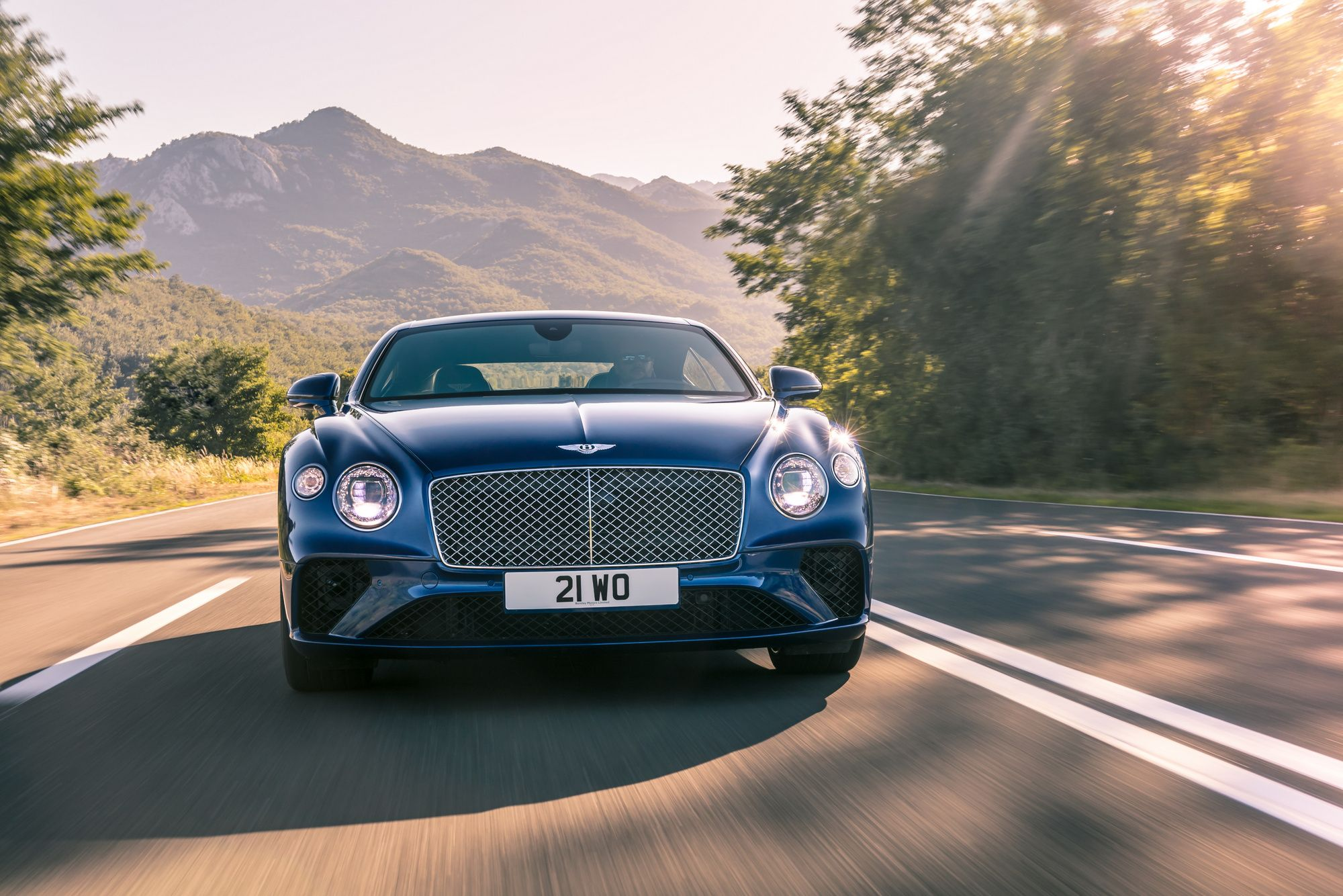 In Pictures: The All-New Bentley Continental GT