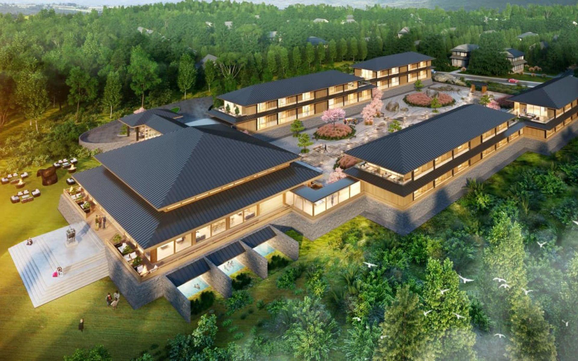 Design Your Own Luxury Villa In Niseko