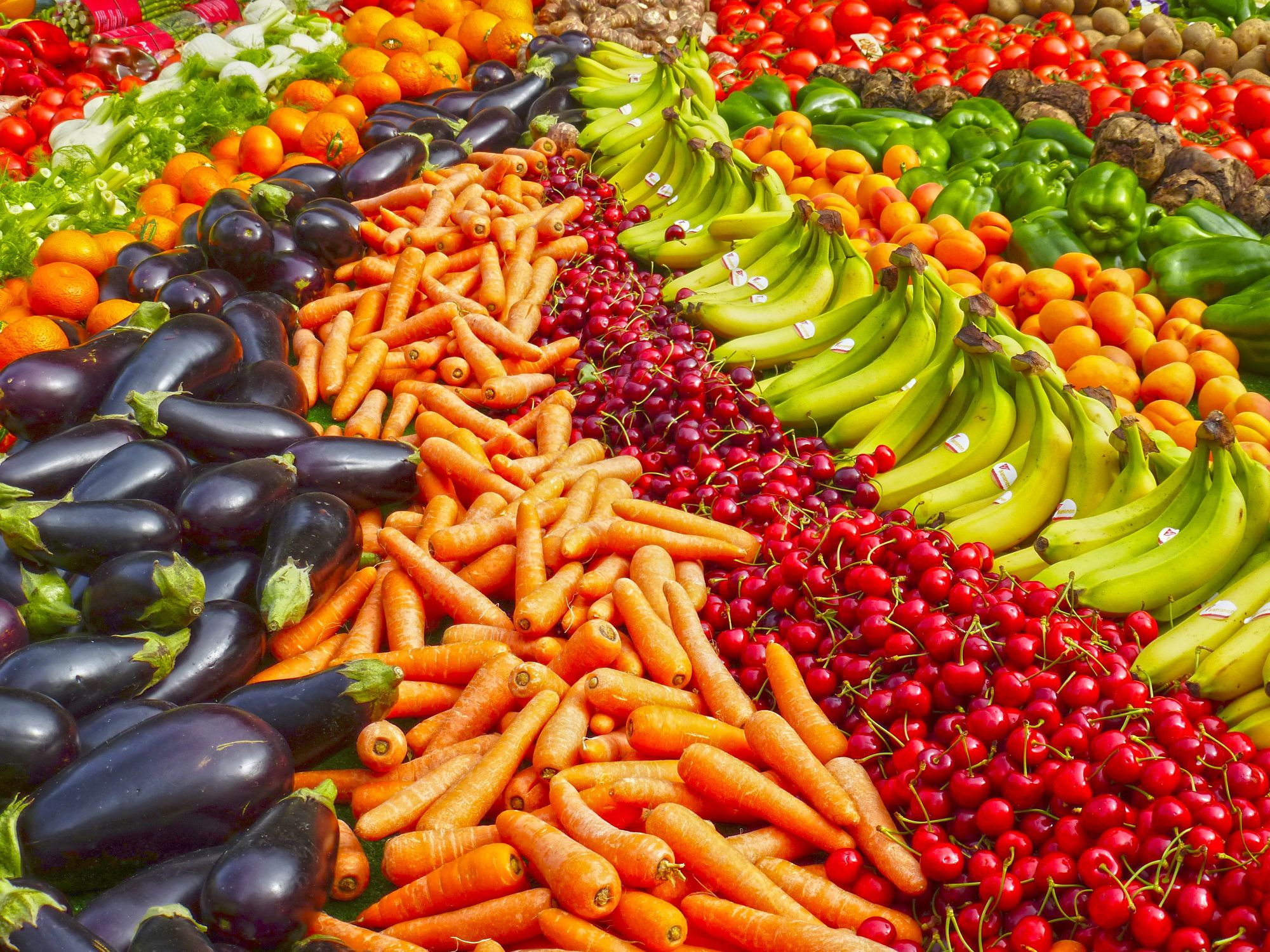 Why A Colourful Diet Is Good For You