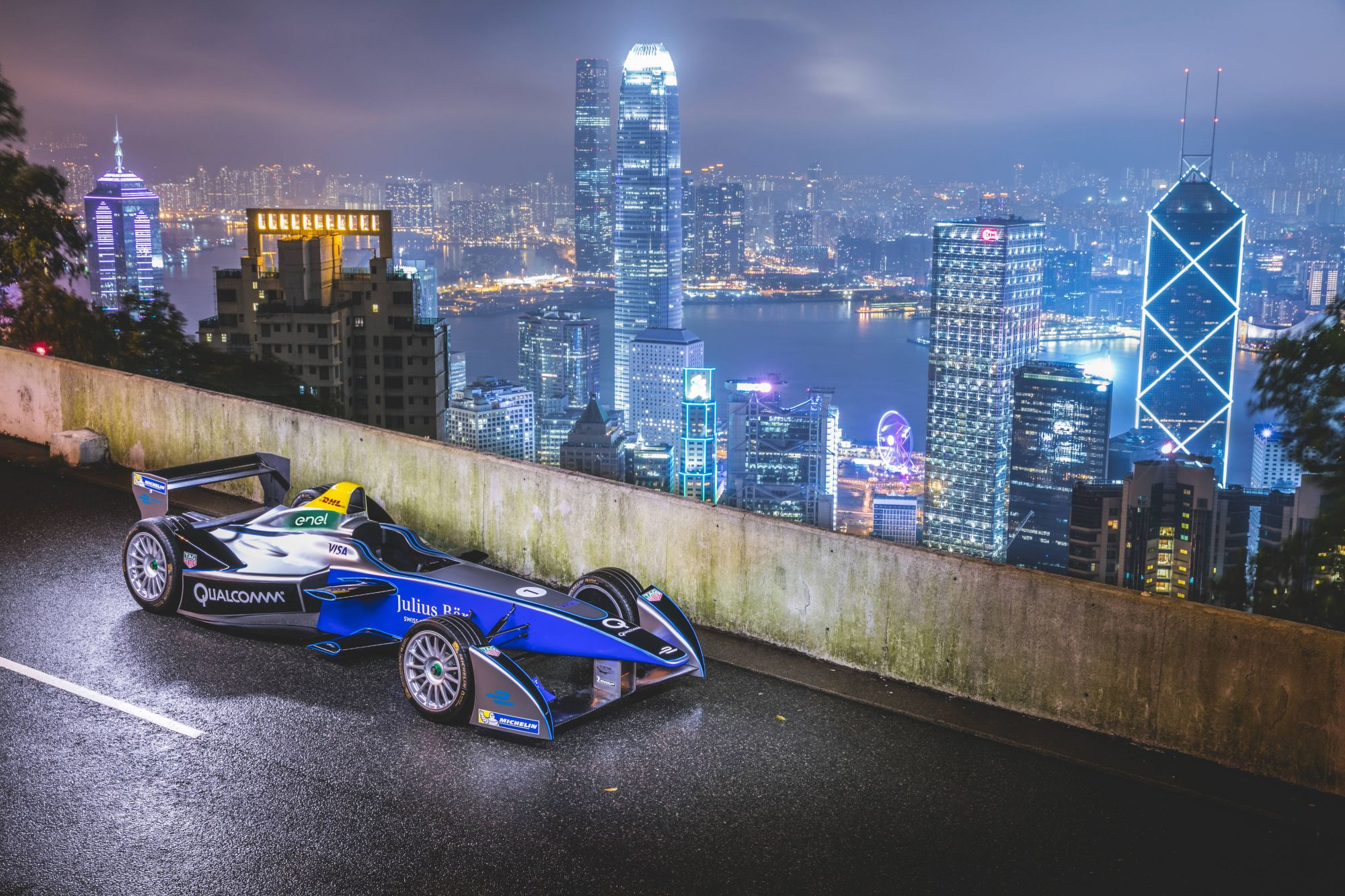 What To Expect At The Hong Kong Formula E