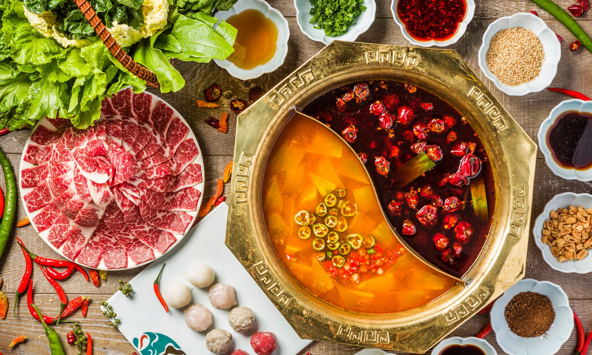 San Xi Lou Opens Sister Restaurant At Causeway Bay's Times Square