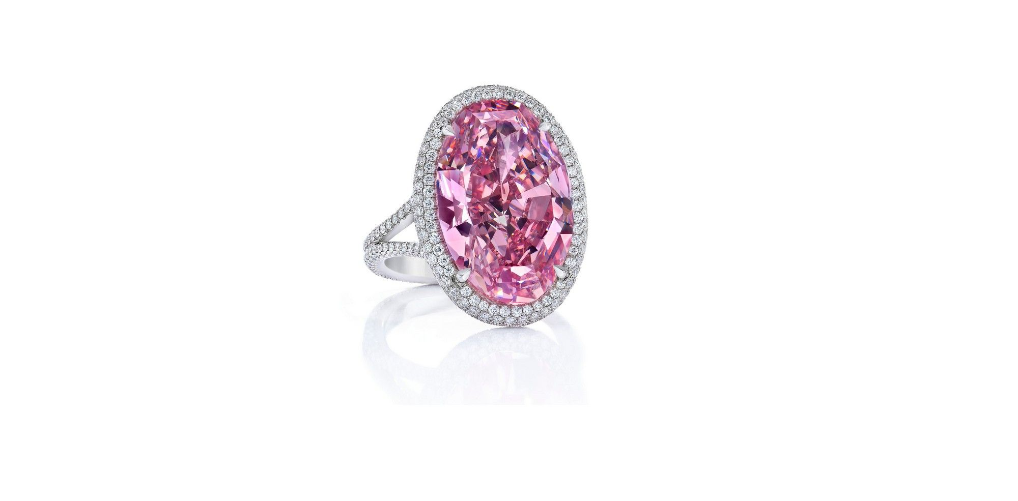 """The Pink Promise"" Diamond Ring Fetches US$32 Million"