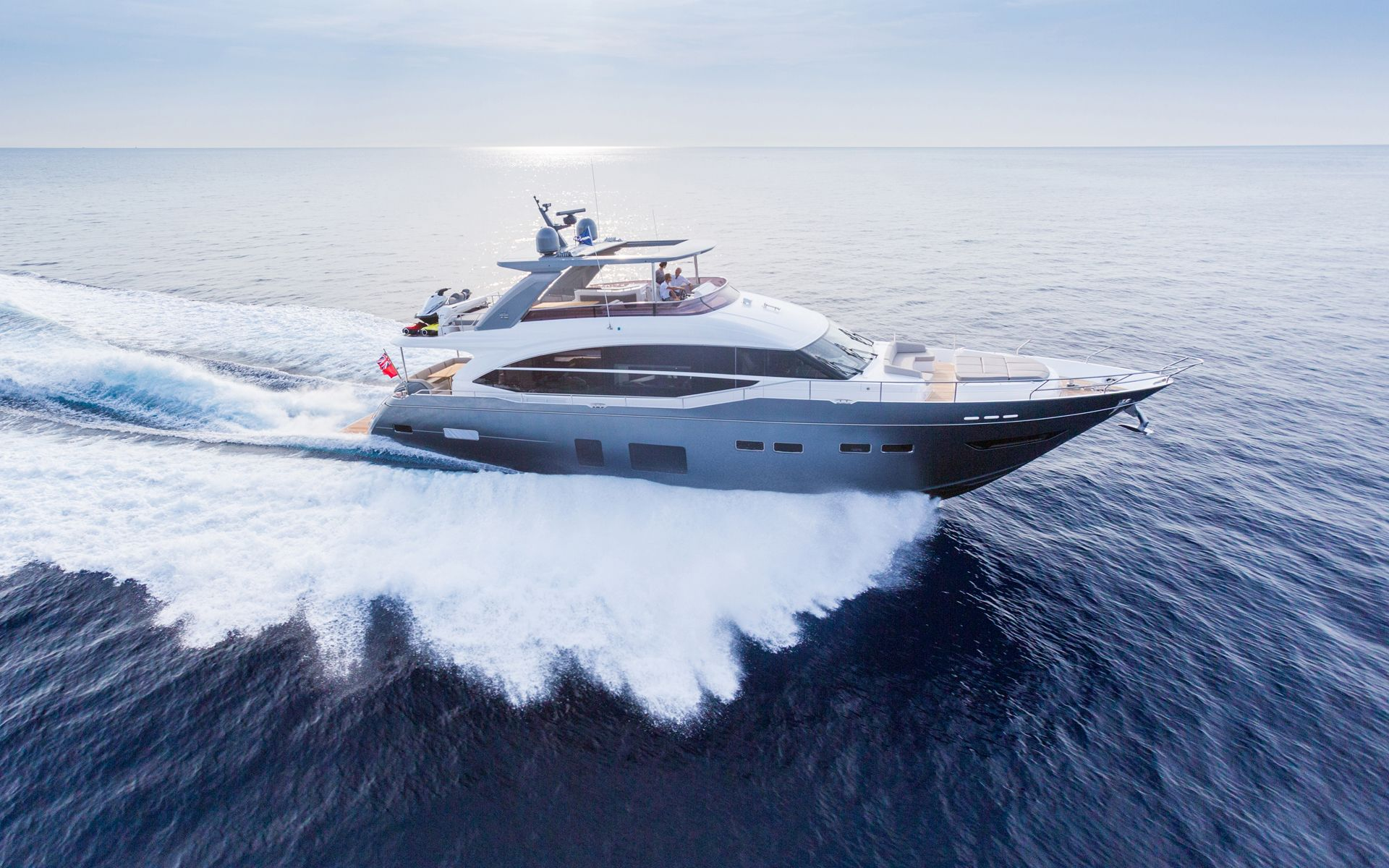 5 Luxurious Yachts To See At The Hong Kong International Boat Show