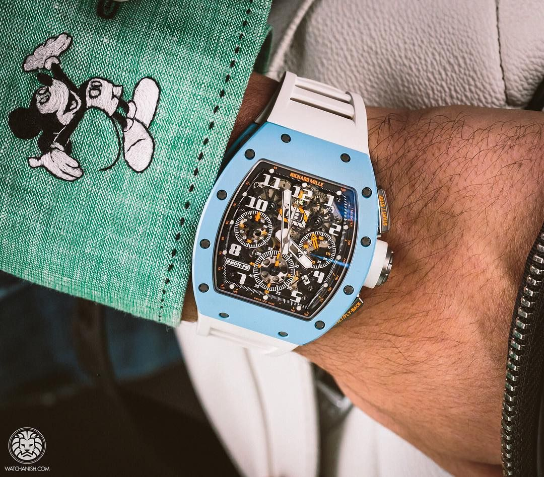 10 Instagram Accounts To Follow For Watch Lovers